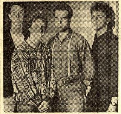 Toon Roos Quartet 1988