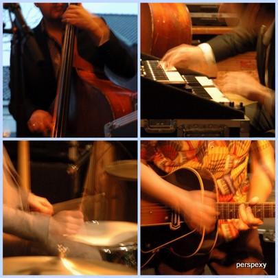 Guitar Ray Quartet