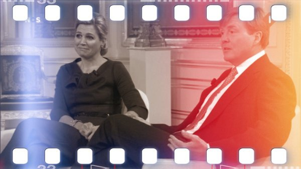 Máxima en Willem-Alexander