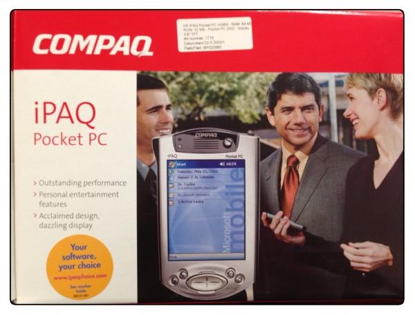 Compaq IPAQ PocketPC