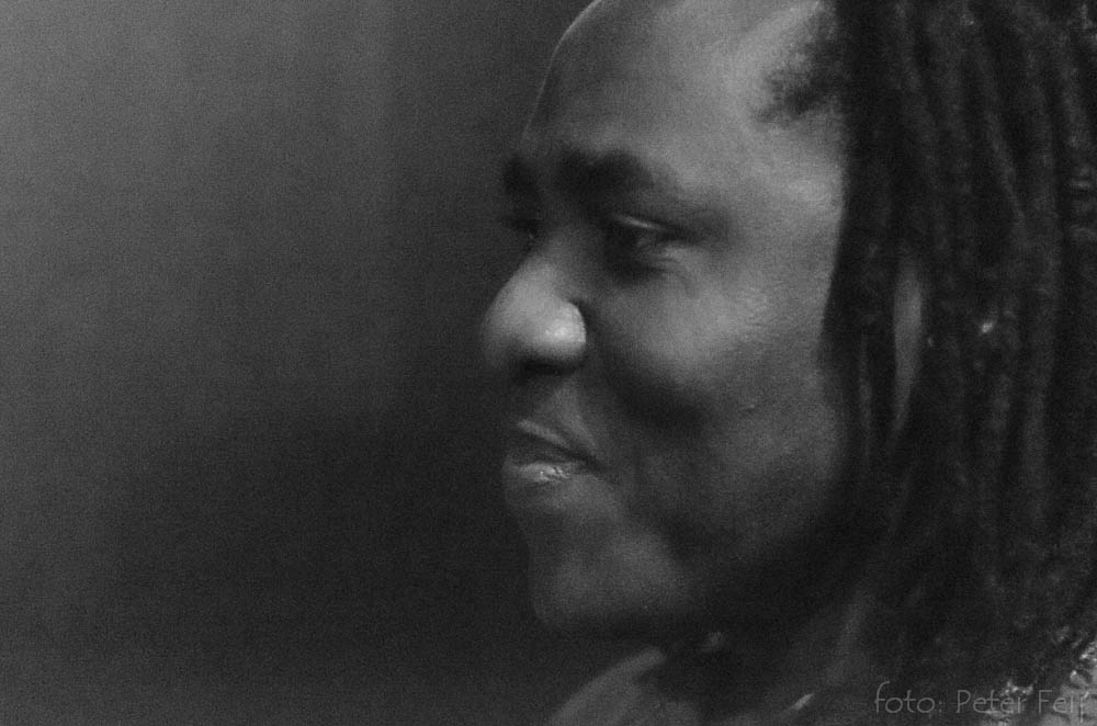 Richard Bona, Zoetermeer 27 november 2014
