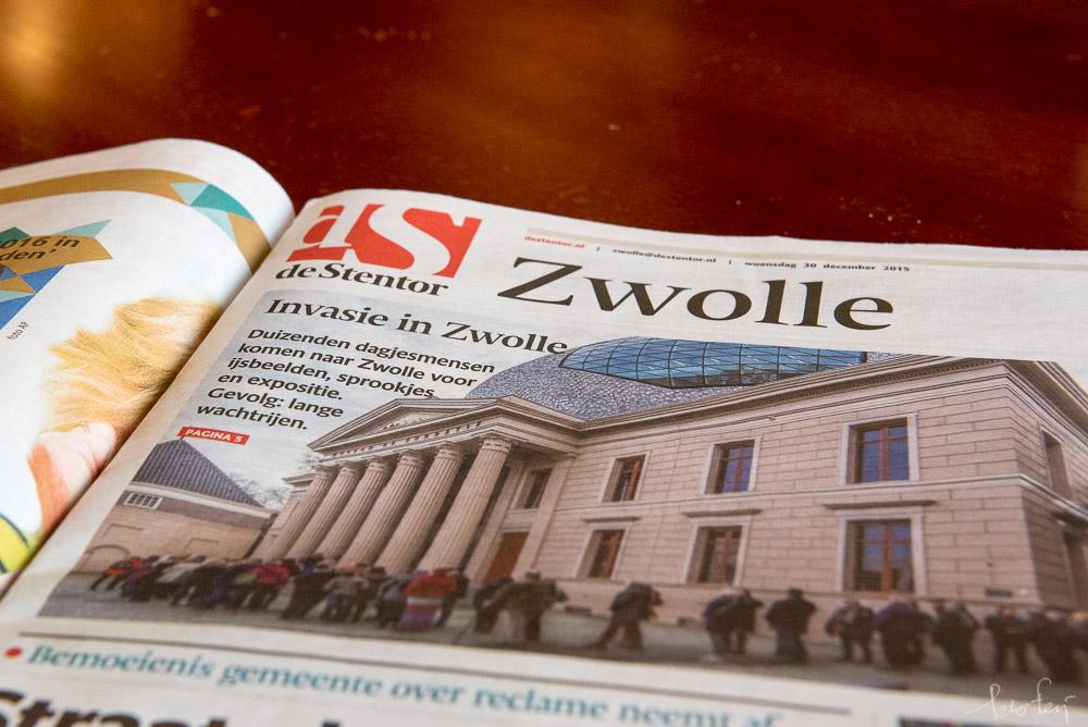 Invasie in Zwolle
