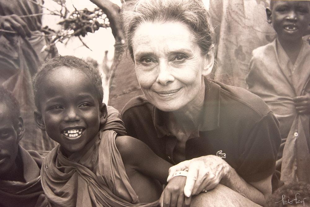 Een prachtige tentoongestelde foto, vast (c) Unicef