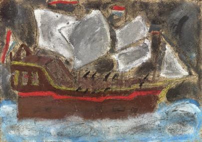 Spiegelretourschip 2007 -Tom Feij (1995)